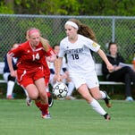 Hannah Jones, Jr., Port Huron Northern<br /><br />Jones was named Gatorade Player of the Year in Michigan, Second-Team All-State in Division 1 and Macomb Area Conference Blue Division MVP. She had 20 goals and five assists in 16 games.