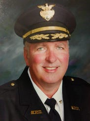 Middletown Police Chief Rodney Muterspaw