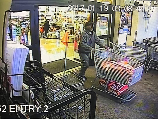 The Gallatin Police Department is looking for information