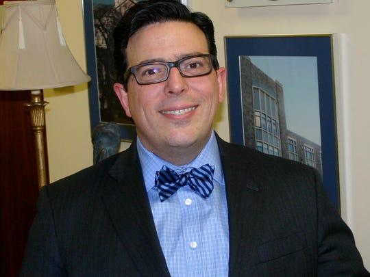 Peter Giarrizzo, new Pelham Schools superintendent.
