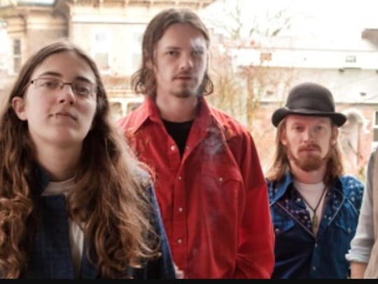 Portland, Oregon, country-rock band Fruition will play