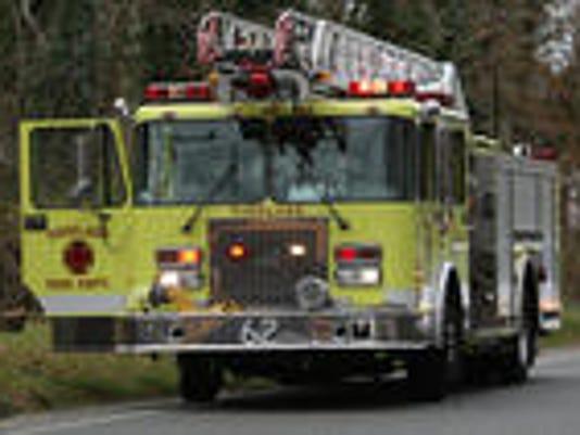 Vineland fire engine