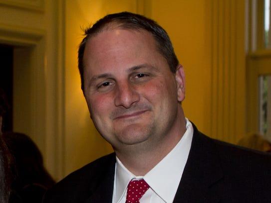 Tennessee Republican Party Chairman Scott Golden
