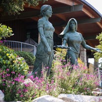 You've seen their names. These are the women immortalized across San Angelo's landscape