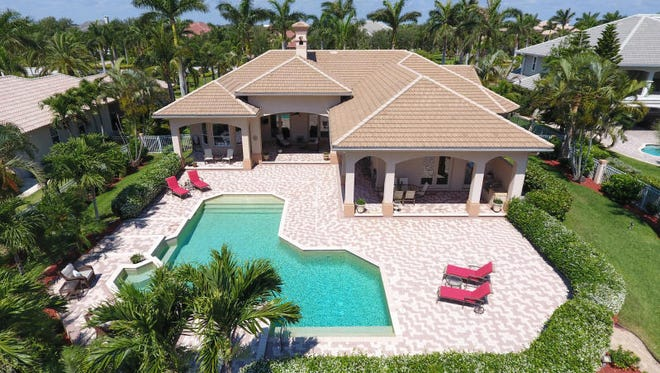 This is a direct oceanfront, pool home in Satellite Beach listed for  $1.275 million. A similar property in nearby Vero Beach would list for $2.7 million, more than double the price in Brevard County.