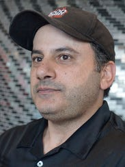 Mark Kassab is the owner of the new pizzeria featuring