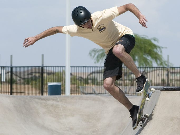 4/27: Skatefest | Surf some of Goodyear's finest concrete