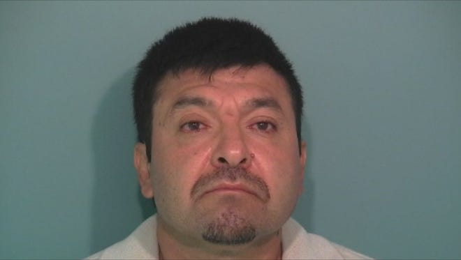 Tayde Carranza-Pineda, 48, faces more than seven years in prison for threatening his wife out at gunpoint outside a West Salem church in July 2015, according to court records.