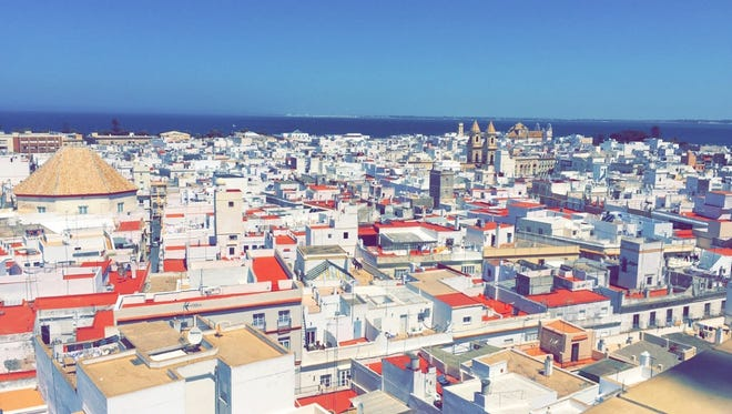 Cádiz, located in Southern Spain, is less than 1,000 miles from the Strait of Gibraltar, a British-owned territory that links Europe and Africa.