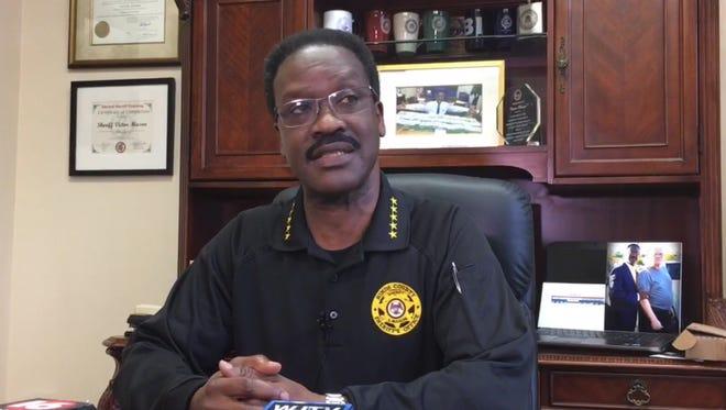 Sheriff Victor Mason