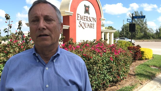 Sandy Modell talks about the March 20, 2016, shooting at the gated Emerson Square community in south Lee County that claimed his son Ryan's life.
