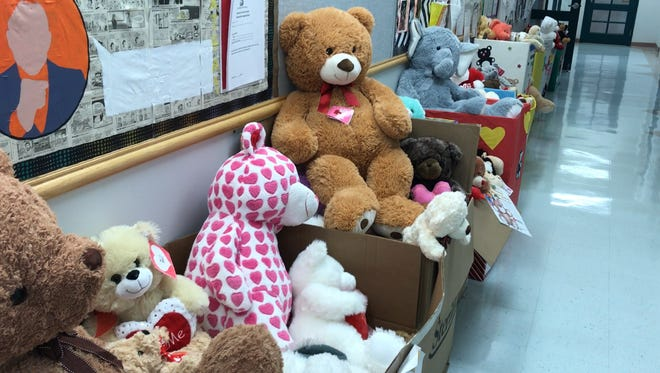 When disaster strikes, the American Red Cross is there. And thanks to child development and early childhood majors at Del Mar College, the nonprofit has an arsenal of about 700 stuffed animals to gift to local children who may have lost all of theirs.