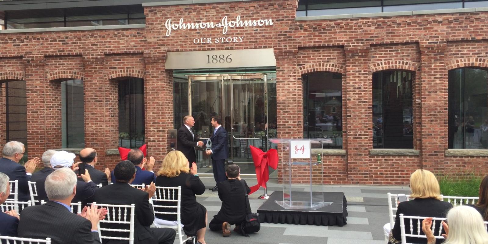 Jnj My Store >> Johnson Johnson Unveils New Brunswick Museum