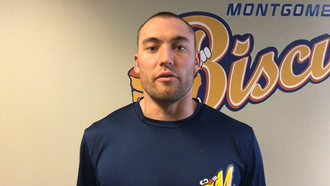 Right fielder Cade Gotta was one of six Biscuits selected to the Southern League all-star game, which took place on June 20 in Pensacola, Florida.