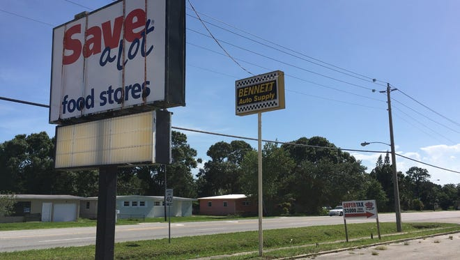 Thursday's shooting at the Save-A-Lot Plaza in Cocoa wounded a teen.