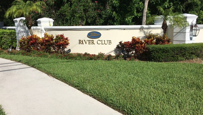 An Indian River Shores man was found dead on his roof Friday.