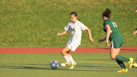 Pleasantville freshman Katie Moses was named the lohud