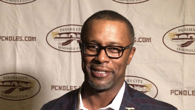 FSU coach Willie Taggart makes his first booster tour stop in Panama City.