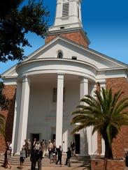 Trinity United Methodist Church Trinity was the first
