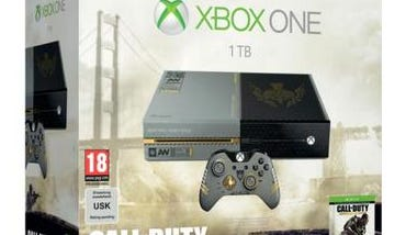 Xbox One 'Call of Duty: Advanced Warfare' bundle