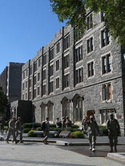 The United States Military Academy at West Point on Sept. 15, 2016.