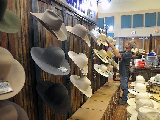 Ranch Roundup Thurs 1