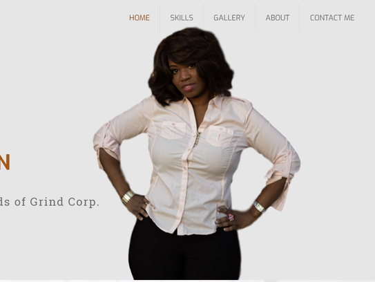 Music Promoter Shonta Jefferson's website