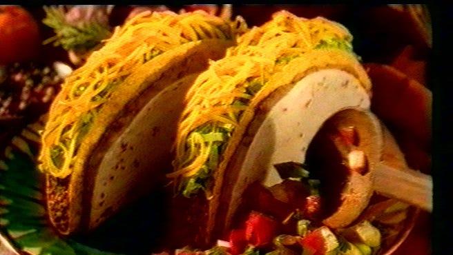 Taco Bell tacos.