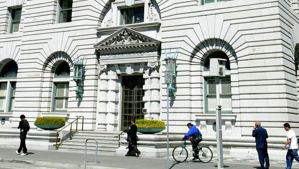 The 9th U.S. Circuit Court of Appeals in San Francisco.