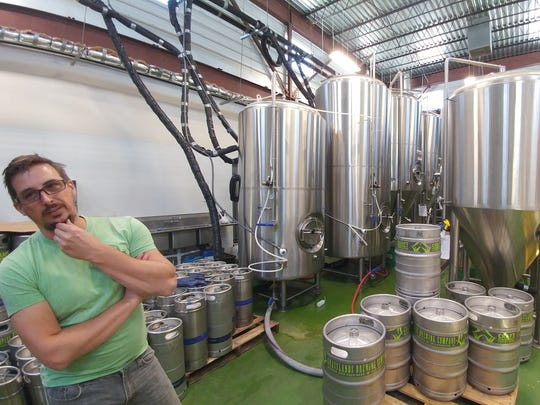 GrassLands owner Gabe Grass announced Monday the brewery was closing.