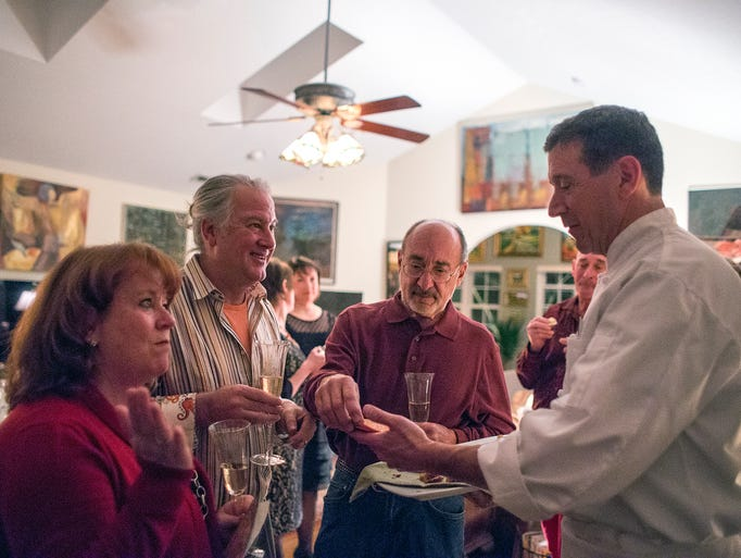 Asheville chefs e to her and cook to benefit WNCAP