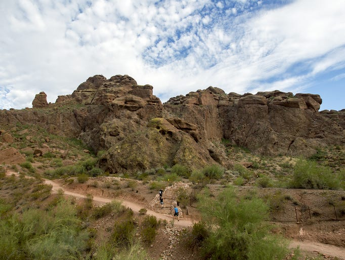 Paradise Valley residents are concerned with hiker