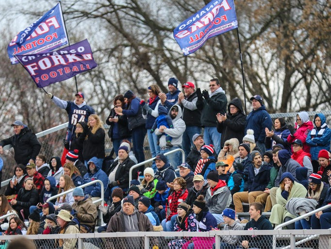 Chenango Forks advanced to its fifth straight state