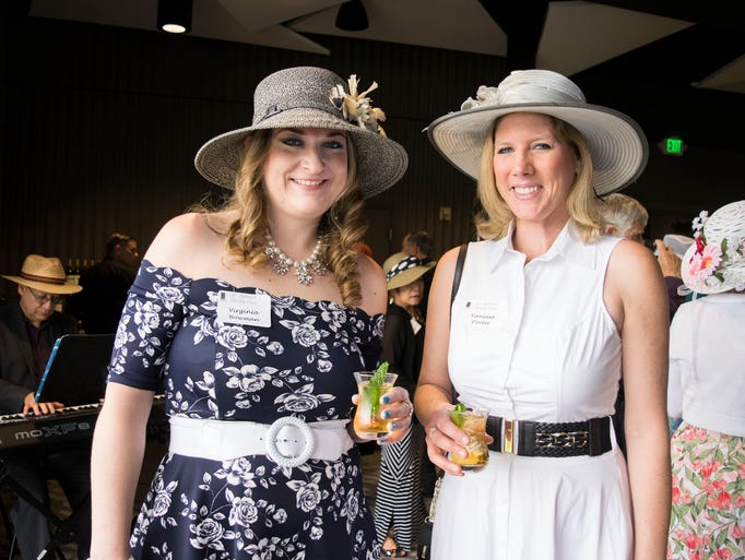 Scenes from the 31st Annual Derby Day Fundraiser for