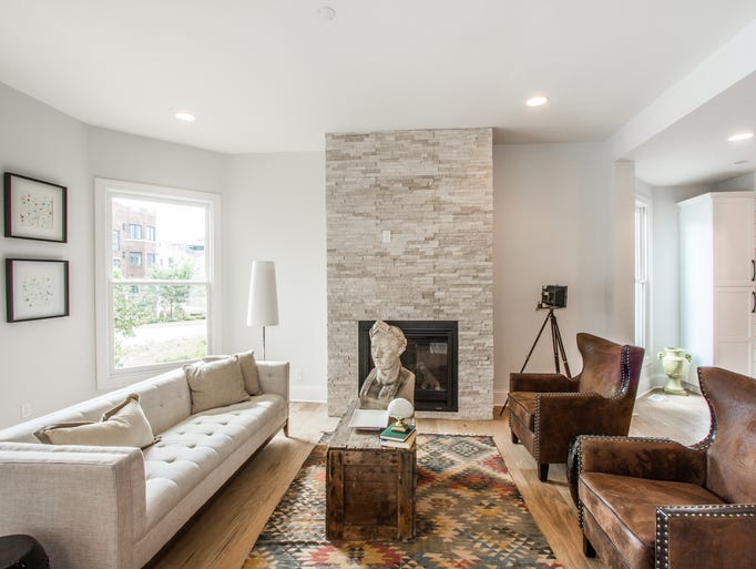 Hot Property North Side Home Has 39 Downtown Feel 39