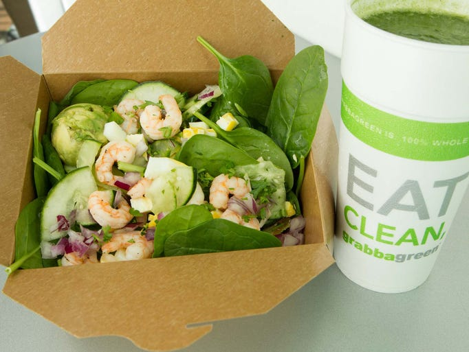 Fast Food Places With Healthy Salads