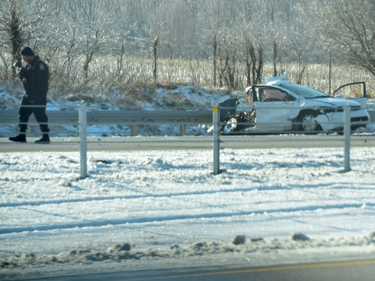 State police are investigating a fatal accident Thursday