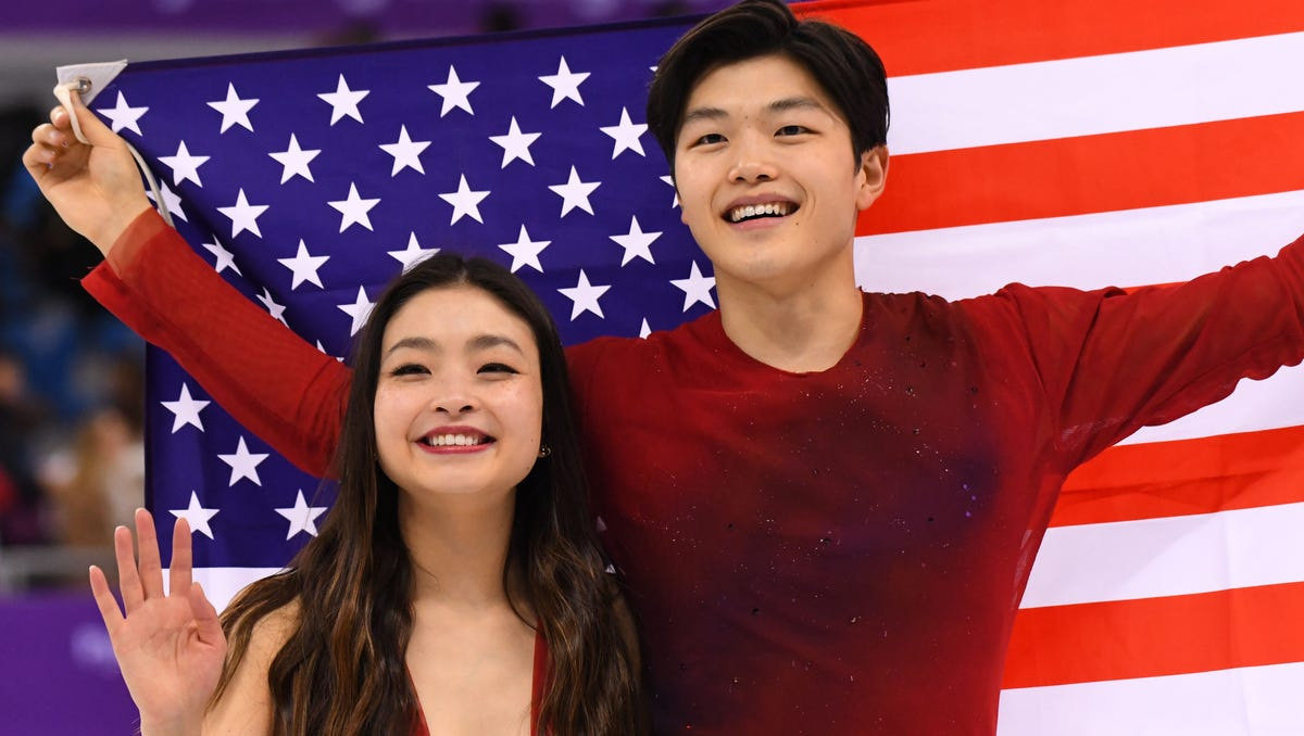 Shibutani siblings use different kind of passion to win Olympic ice dancing bronze medal