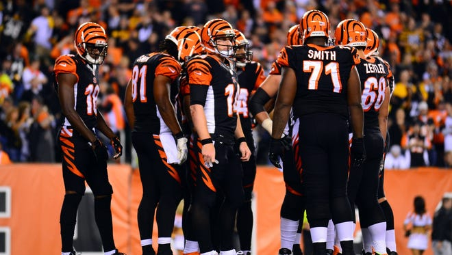 The Bengals play two home games in primetime for only the third time in franchise history.