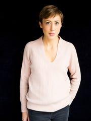 Author Cristina Alger.