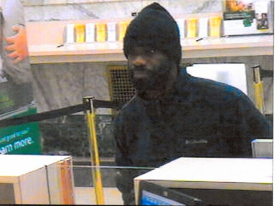 Police say this man robbed a bank in downtown York