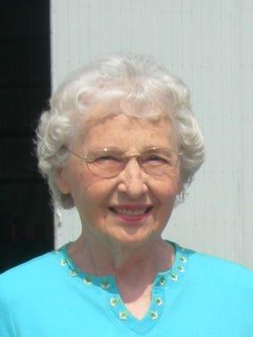 Lillian Alberta Ryan, 86