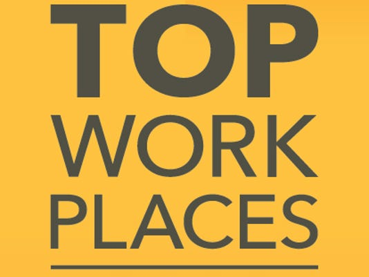 Top Work Places logo 2014