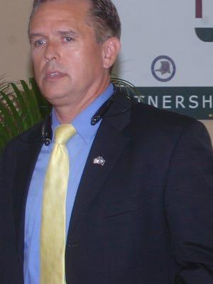 St. Landry Economic Development Executive Director Bill Rodier.