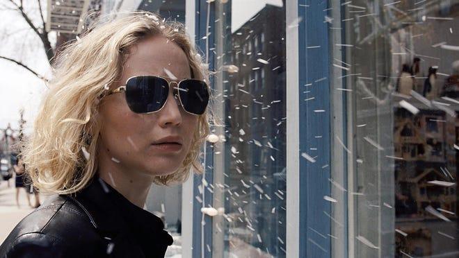 "Jennifer Lawrence as Joy Mangano in ""Joy."""