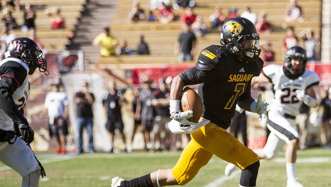 Saguaro's Byron Murphy is azcentral sports' top prospects of the 2016 class.