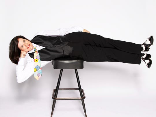 Comedian Paula Poundstone will perform Saturday, Feb. 3 at the Strand Theatre.