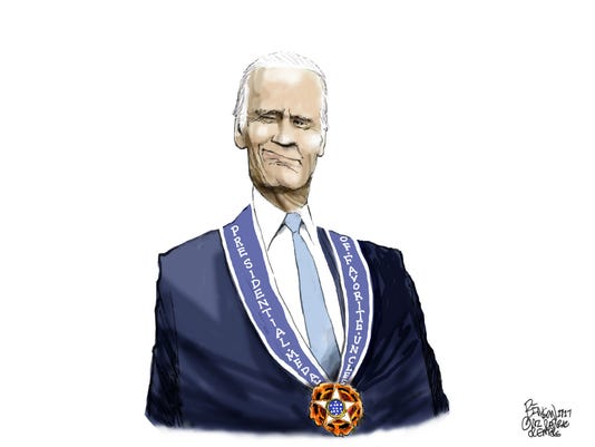 Joe Biden, Everyone's Favorite Uncle