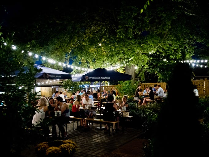Great Outdoor Beer Gardens