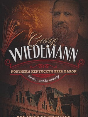 George Wiedemann is the subject of a new book by local author and historian Don Heinrich Tolzmann.